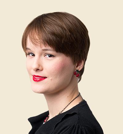 Amélie Mathieu comportementaliste visage