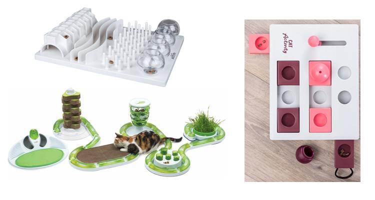 Circuits et plateaux de jeux