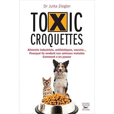 Couverture du livre Toxic Croquettes par Jutta Ziegler